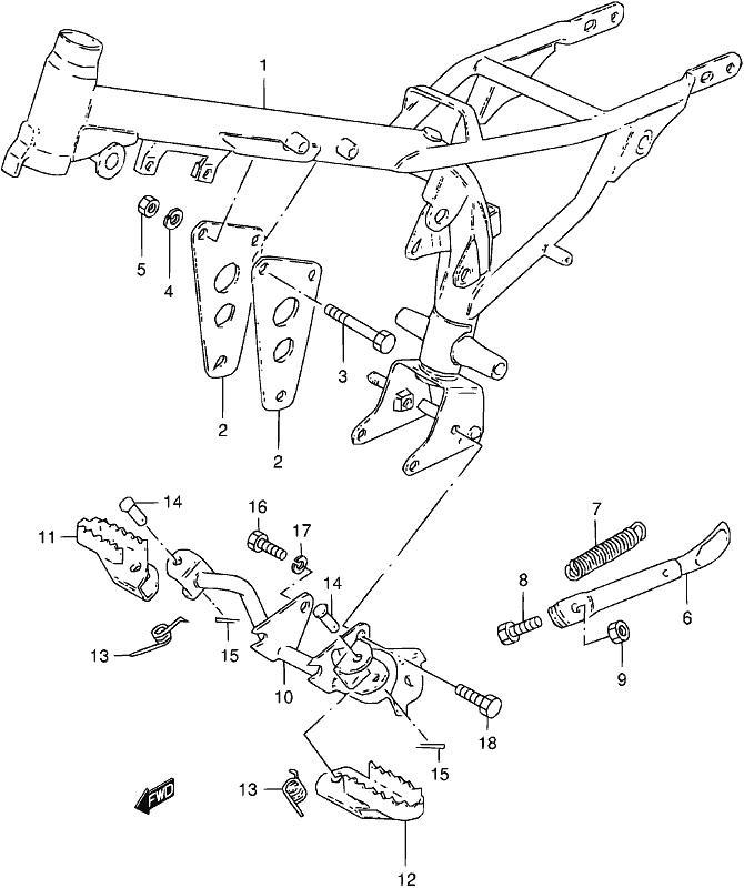 Please: Suzuki Jr50 Engine Diagram At Hrqsolutions.co