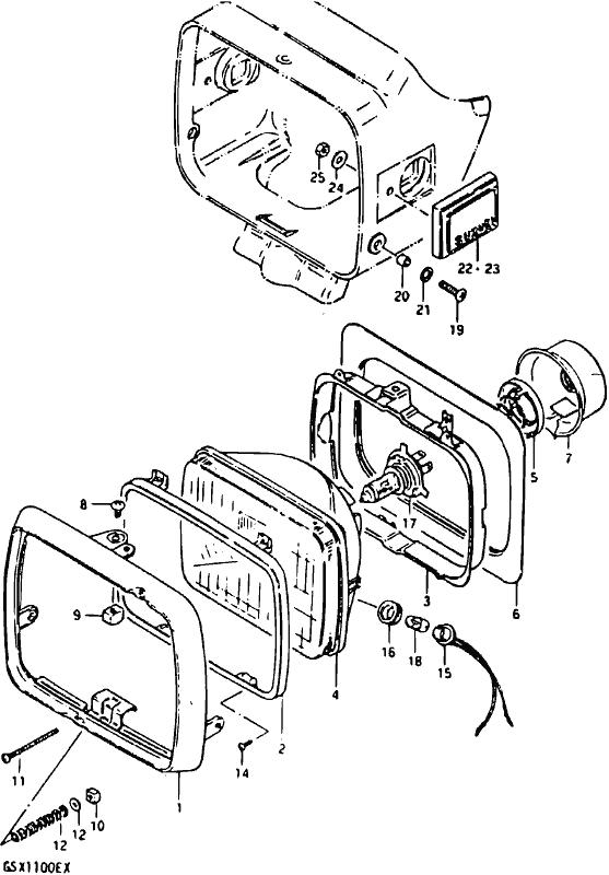 E21 Harness Bar