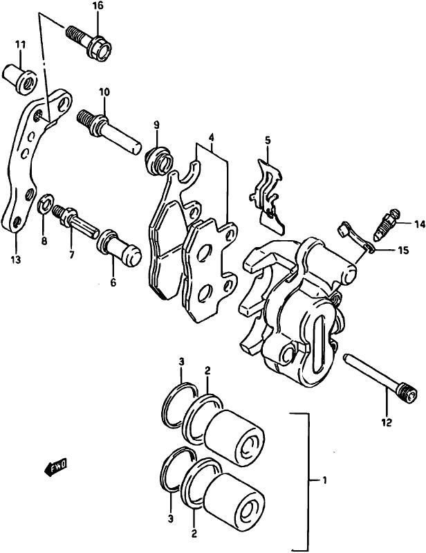 Suzuki Fa50 Cdi
