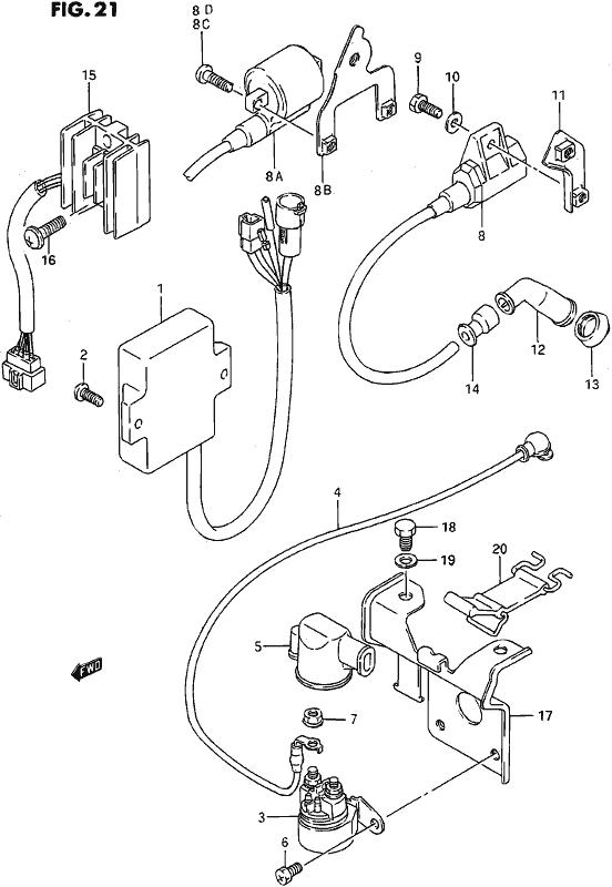 Suzuki Jr 50 Wiring Diagram