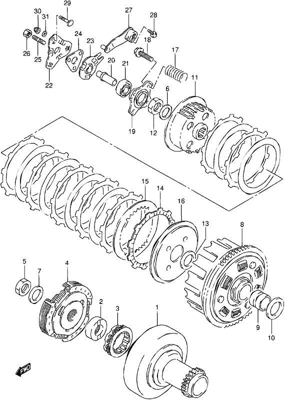 on 20007 suzuki tl1000r wiring diagrams